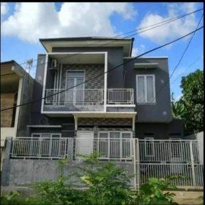 Jual Rumah depok 2 lantai dalam Cluster Mulia Residence