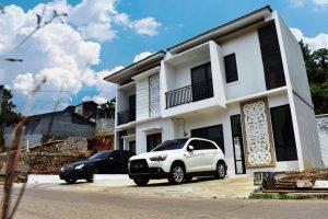 Algira Townhouse Rumah di Bantarjati Indraprasta Bogor