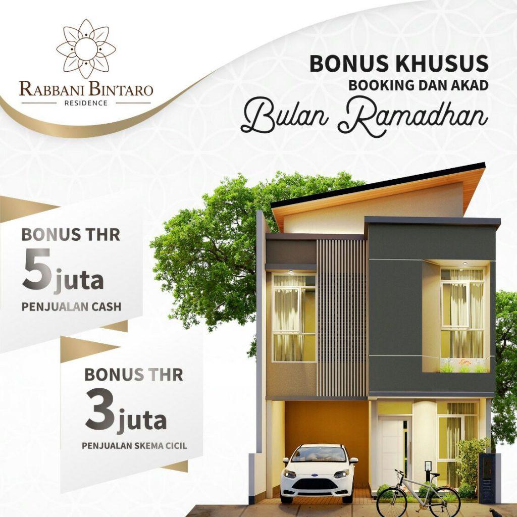 Jual Rumah Bintaro Sektor 9
