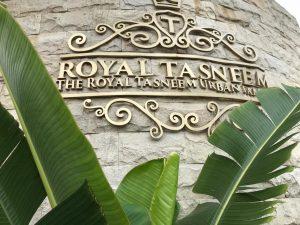 Royal Tasneem Rumah Mewah Desain Klasik di Jakarta