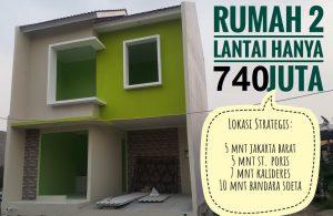 Rumah dijual kota Tangerang Griya be hasanah Batuceper