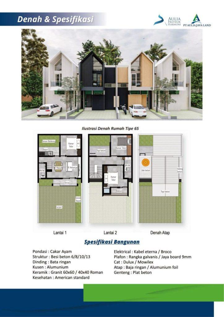 Rumah Dikota Bandung