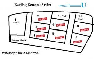 Tanah di Kota Bogor Kavling Siap Bangun Murah