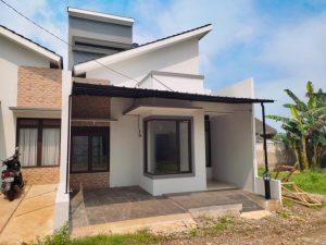 Rumah di Cikunir Bekasi dalam Cluster Arkanza 3